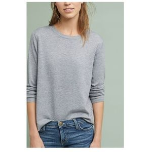 Anthropologie Tops - Anthropologie Madison Layered Pullover